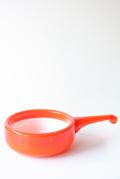 北欧ヴィンテージ/Holmegaard(ホルムガード)/Palet/ガラスの片手鍋