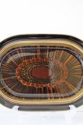 大サイズ!北欧ヴィンテージ/ARABIA/KOSMOS(コスモス)/オーバル大皿