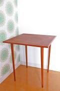 【送料無料】北欧ヴィンテージ家具/チーク素材/サイドテーブル