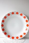 ドイツヴィンテージ/WINTERLING社/スープボウル/赤いお花