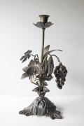 ブロカント/真鍮/ヴィンテージ燭台/フレンチスタイル