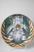 北欧ヴィンテージ/ARABIA(アラビア)/125周年記念/食卓の風景
