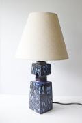 北欧照明/Royal Copenhagen/バッカ/ヴィンテージテーブルランプ
