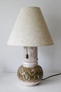 北欧照明/ヴィンテージテーブルランプ/マーブルカラー