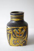 北欧ヴィンテージ/Royal Copenhagen(ロイヤルコペンハーゲン)/バッカ/花瓶