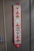 【クリスマス】北欧ヴィンテージ/壁掛け/ニッセモチーフ