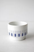 北欧ヴィンテージ/Lyngby Porcelain/タンジェント/エッグスタンド