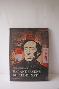 """北欧ヴィンテージ本/""""H.C Andersen Billedekunst""""/アート本"""