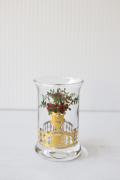 【クリスマス】北欧ヴィンテージ/Holmegaard/ホルムガード/スナップグラス