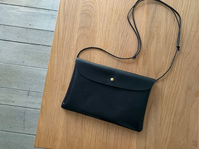 CLASKA クラスカ FLAT POCHETTE by MARINEDAY