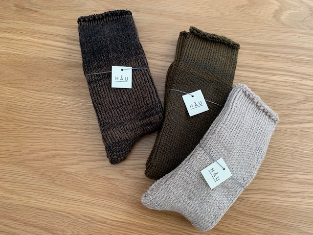 HAU socks twist