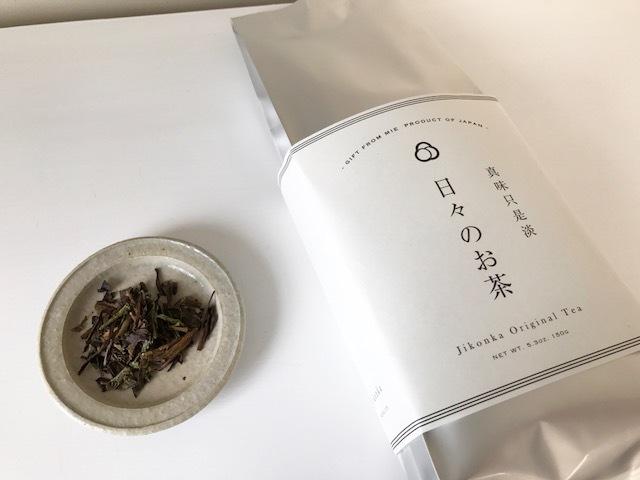 而今禾 jikonka 日々のお茶