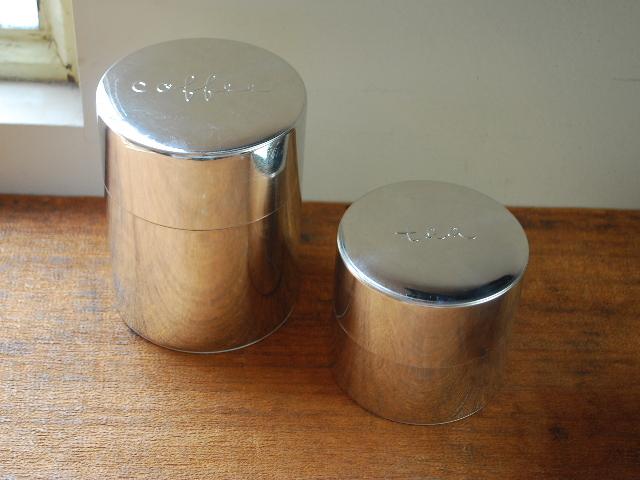 北欧雑貨 CINQ(サンク) Tea缶