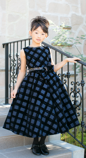 子供ドレス ケイト 130cm 日本製子供ドレス