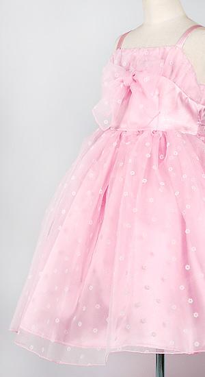 子供ドレス プティフラワー