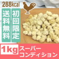 【初回限定送料無料】銀座ダックスダックス DD ホームメイドドッグフード スーパーコンディション 1kg