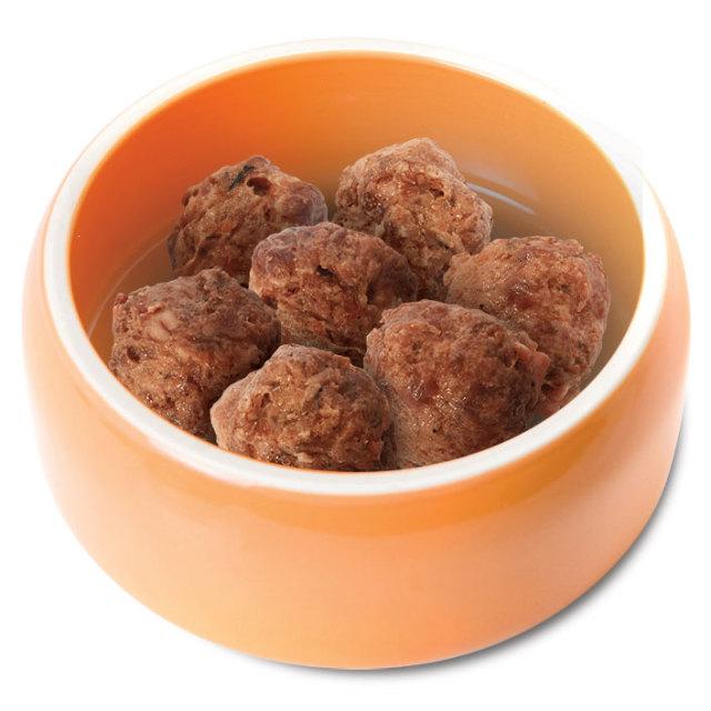 ペットパティース小粒サイズ・冷凍生食