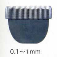 【ペット用バリカン】F.I.A.スピード用替刃0.1mm-1mm