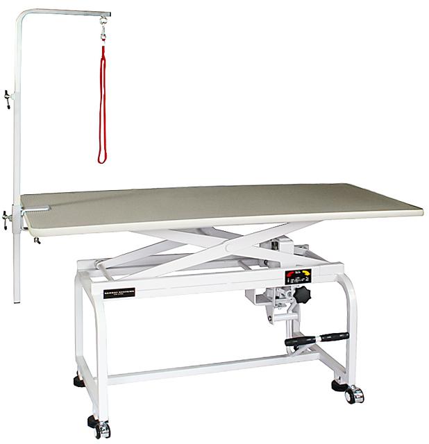 【油圧式】トリミングテーブル 油圧式 X型 1200
