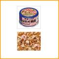 【猫用】【チャオ】【缶詰】CIAO オホーツクほたて貝柱 甘えび入り 75g
