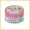 デビフ ささみ&チーズ野菜入り 85g【缶詰 犬 ドッグフード】