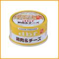 デビフ 鶏肉&チーズ 85g【缶詰 犬 ドッグフード】