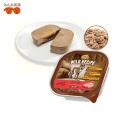 ニュートロ ナチュラルチョイス ワイルドレシピ ウェットフード 成犬用 ビーフ 100g