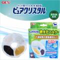 GEX ピュアクリスタル 軟水化フィルター犬用 【ペット用フィルター式給水器 替え用品】