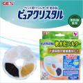 GEX ピュアクリスタル 軟水化フィルター猫用【ペット用フィルター式給水器 交換用品】