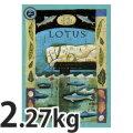 ロータス グレインフリー フィッシュレシピ 成犬用  2.27kg 小粒 ペット用品 ペットフード 犬用品 ドッグフード ドライフード 穀物フリー