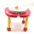 【食器&テーブルセット】りんご食器台セット 中型犬用