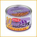 【犬用】【フード】【デビフ】【缶詰】【国産】10歳からシニア食 ささみ&すりおろし野菜 160g