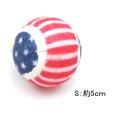 【新入荷】DFテニスボールスター&ストライプL【ペット】【犬用】【おもちゃ】【ボール】