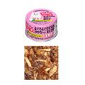【猫用】【チャオ】【缶詰】CIAO まぐろ&とりささみ おかか入り ほたて味 85g