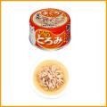 【猫用】【いなば】【缶詰】CIAO チャオ とろみ ささみ・まぐろ ホタテ味 80g
