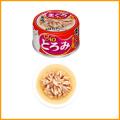 【猫用】【いなば】【缶詰】CIAO チャオ とろみ ささみ・まぐろ カツオ節入り 80g
