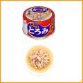 【猫用】【いなば】【缶詰】CIAO チャオ とろみ ささみ・かつお ホタテ味 80g