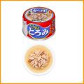 【猫用】【いなば】【缶詰】CIAO チャオ とろみささみ・かつお シラス入り 80g