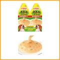 【犬用】【いなば】ささみクリーム 緑黄色野菜入り 60g(30g×2袋)