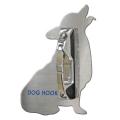 【ハンドメイド製品のためキャンセル不可】壁付けリードフック 犬種別シリーズウェ