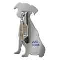 【ハンドメイド商品のためキャンセル不可】壁付けリードフック 犬種別シリーズビー