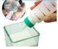 【犬猫用哺乳器】オールペット用ミルクボトルナーサーキット50ml【スペア乳首掃除ブラシ付き】