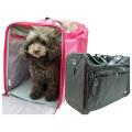 【新商品】トラベルキャリールンルンライト3L【犬用旅行災害時キャリーバッグ】