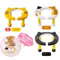 【新商品】猫用食器台ネコポン・ミケ食器フードディッシュネコ仲間付き