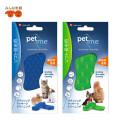 【新入荷】pet+meラバーブラシ猫・短毛種用・長毛種用