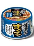 【アイシア】【缶詰】焼津のまぐろシリーズ焼津のまぐろ カツオ節入りまぐろと国産若鶏ささみ 70g