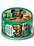 【アイシア】【缶詰】焼津のまぐろシリーズ焼津のまぐろ 本ガツオ入りまぐろと国産若鶏ささみ 70g