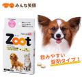ニチニチ製薬Zootズ~ット60粒犬猫小動物用健康補助食品ペット用乳酸菌サプリメント