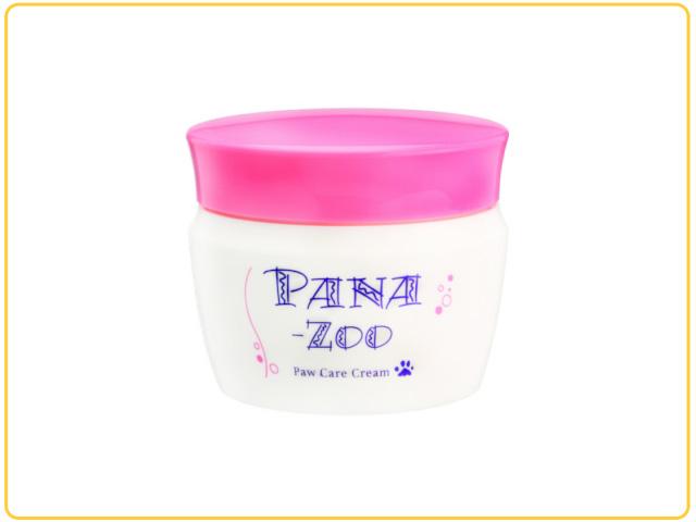 PANA-ZOO パナズー パウケアクリーム 60g