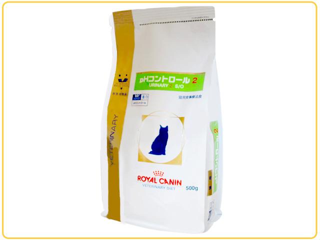 猫用 pHコントロール2 500g
